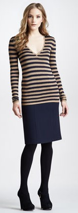 Burberry camel sweater $795