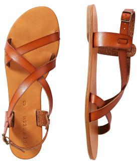 Joe Fresh Strap sandals 24.94