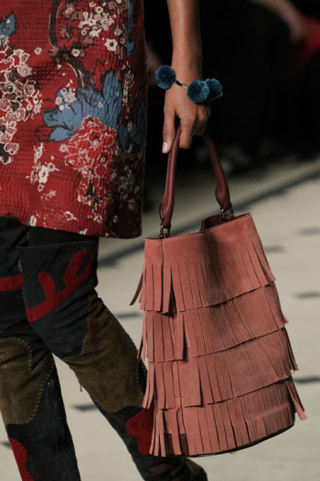Fall 2015 Accessories CR Picks _ Burberyy fringe bag