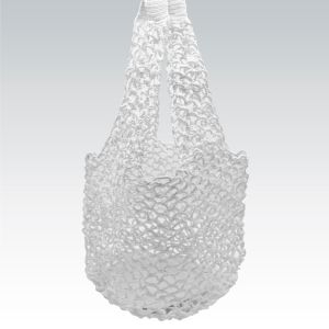Plastic Eco-Mochila Shopper (White)