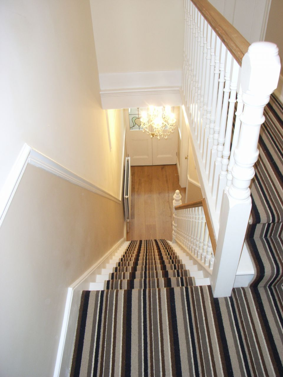 Halls, Stairs and Landings