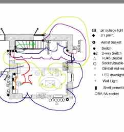music room electrical layout [ 1203 x 879 Pixel ]