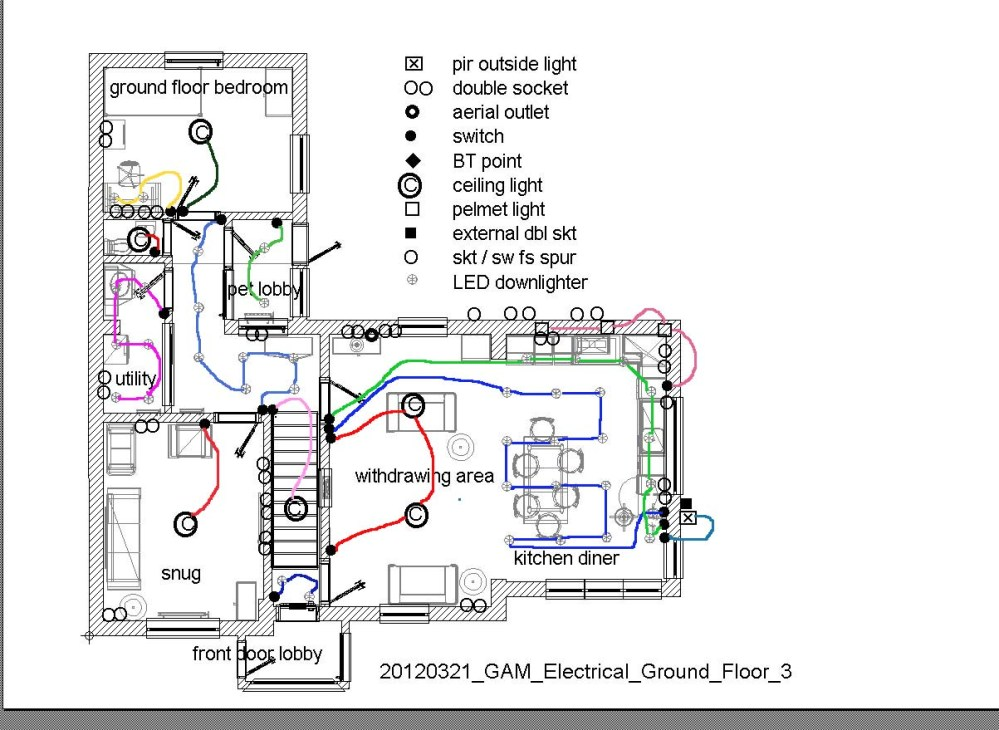 medium resolution of kitchen electrical and lighting layout