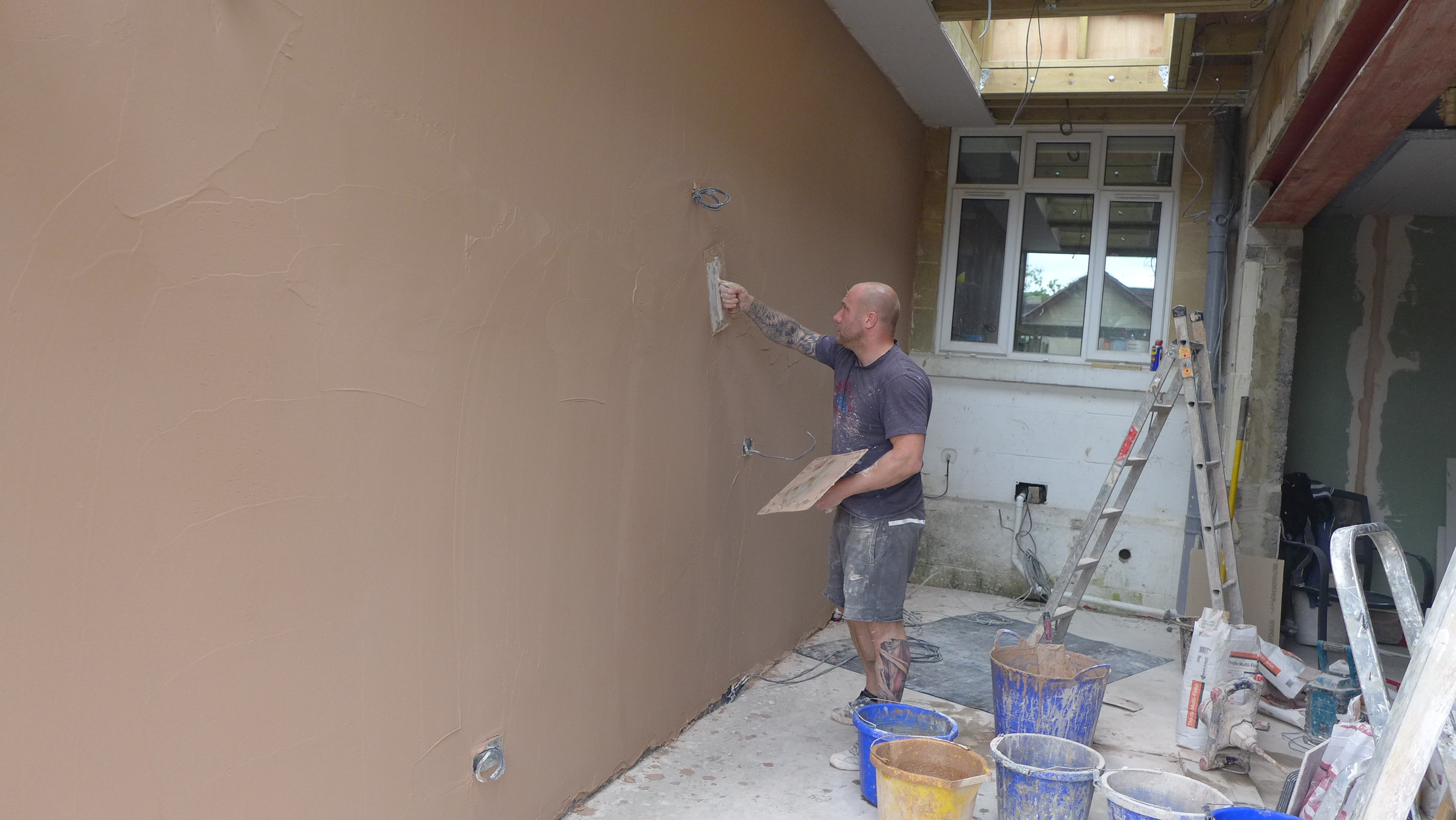 Plastering walls and ceilings  Style Within