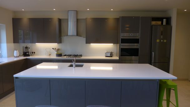 Kitchen Splashbacks and Upstands  Style Within