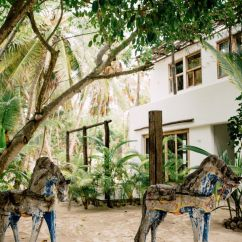 Hotel Chairs For Sale Cheap Black Chair Covers Pablo Escobar's Mansion In Tulum (casa Malca) | Style With Nihan