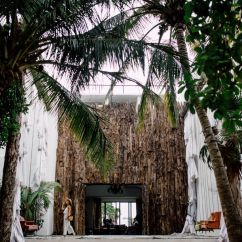 Hotel Chairs For Sale Tufted Lounge Chair Pablo Escobar's Mansion In Tulum (casa Malca) | Style With Nihan