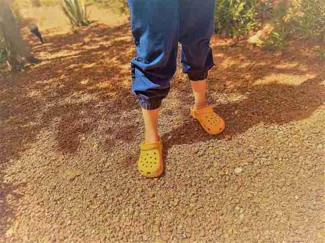 style crocs