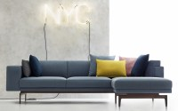 Nyc Sofa Modular Sofa Corner Contemporary Fabric Nyc ...