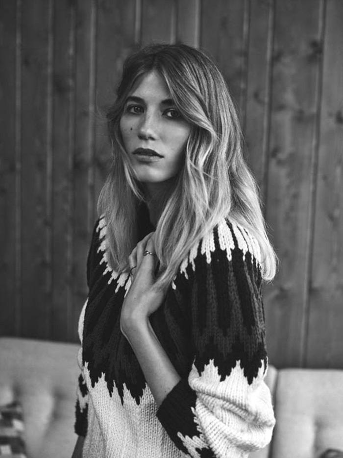 Veronika Heilbrunner, street style zvijezda, snowborderica, a sad i manekenka za Chloé