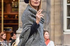 Osobni stil: Đurđa Tedeschi u Parizu by StyleZagreb.com