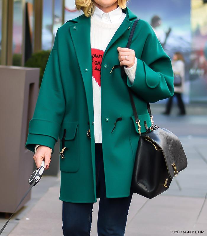 Street style chic - odvjetnica Jadranka Sloković, moda Zagreb
