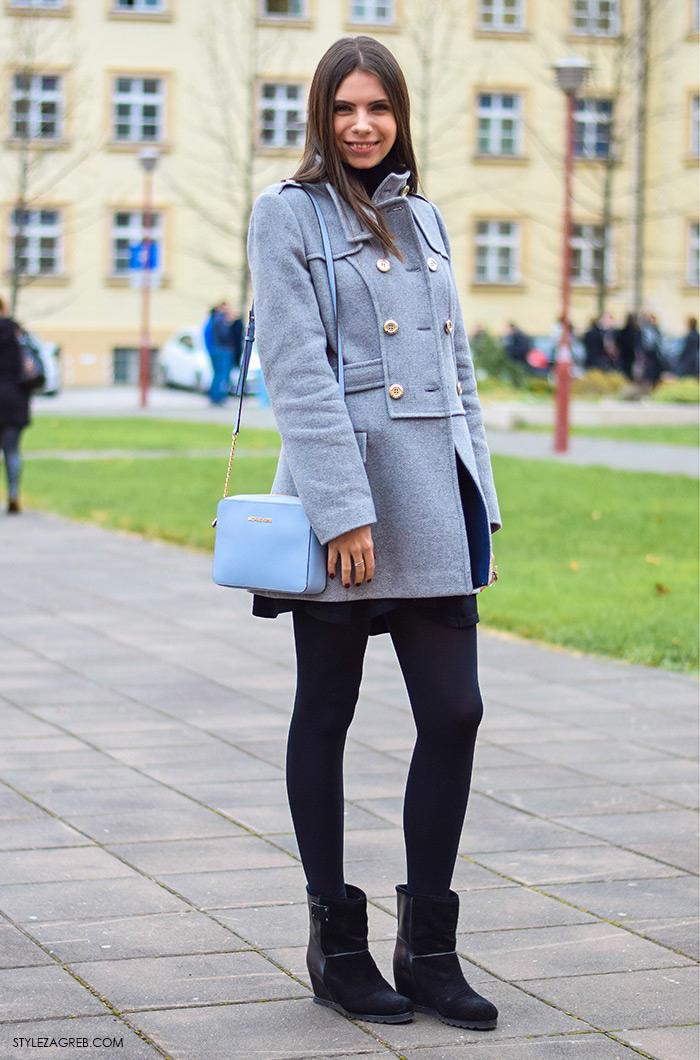 Natasha Levchenko, ukrajinska studentica na Z.Š.E.M.