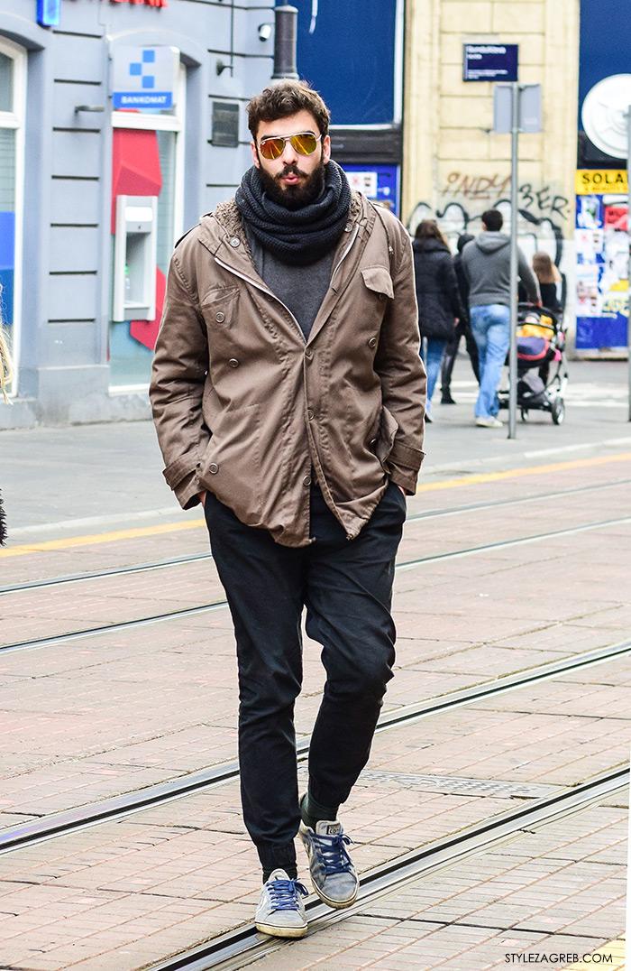 koje cool muške sunčane naočale, zagreb street style moda, zgodan par na špici, Toni Tkalec