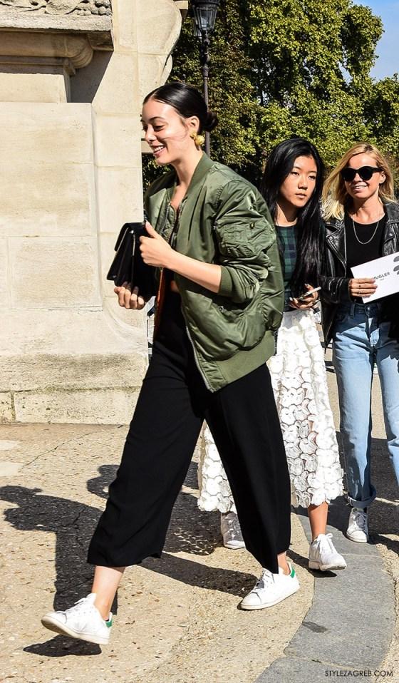 Bomber jakna - ozbiljan trend by StyleZagreb.com
