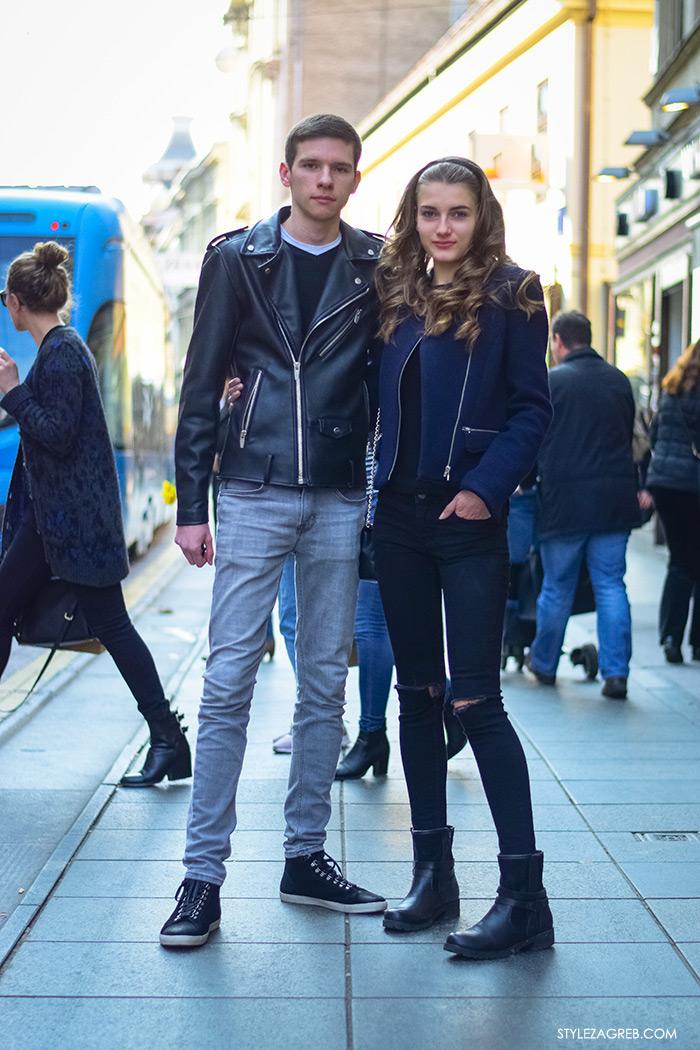 Proljetni street style Zagreb, žena moda fashion hr zagrebačka špica modne kombinacije