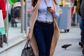 Odjeća za posao što cure nose, ulična moda by StyleZagreb.com