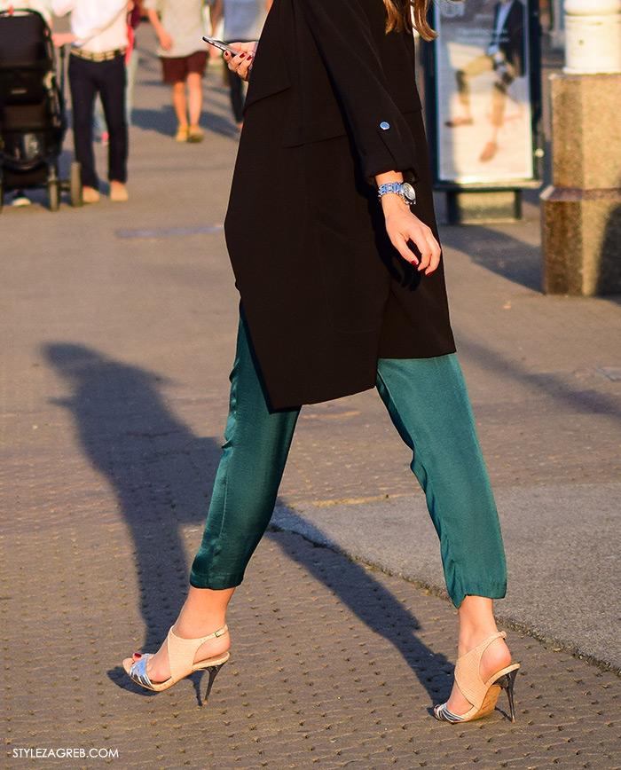 Korana Gvozdić, Street style Zagreb, ženska elegantna odjeća za vjenčanja, što odjenuti za vjenčanje