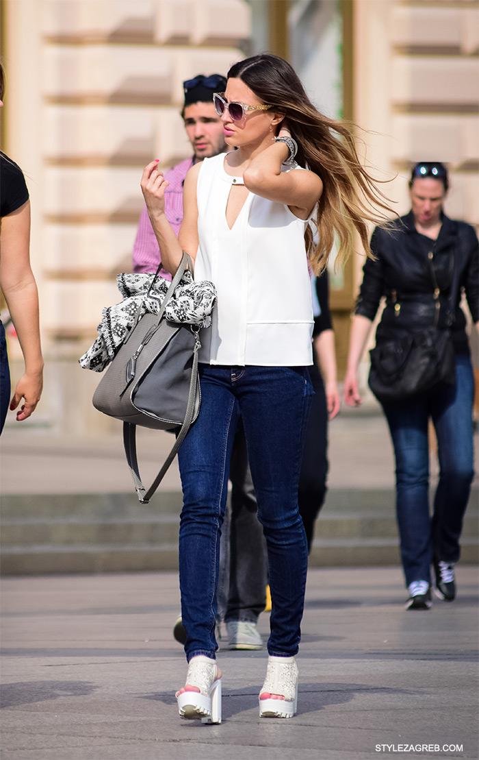 kako nositi sunčane naočale sa šljokicama, cro moda street style zagreb žena ulična moda fashion hr zagrebačka proljetna špica modne kombinacije trend portal zena hr