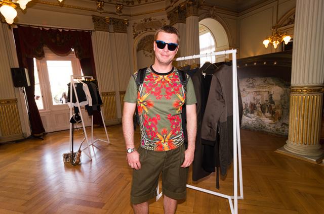 HM Studio kolekcija jesen / zima 2016, Saša Joka, modni urednik magazina Elle