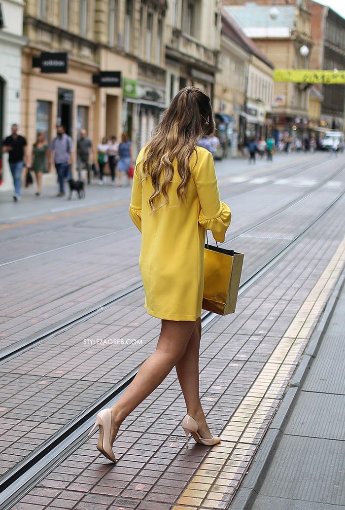 Zagrebačka špica: ukorak sa svjetskim trendovima, style zagreb špica zagreb danas žuta haljina kako nositi