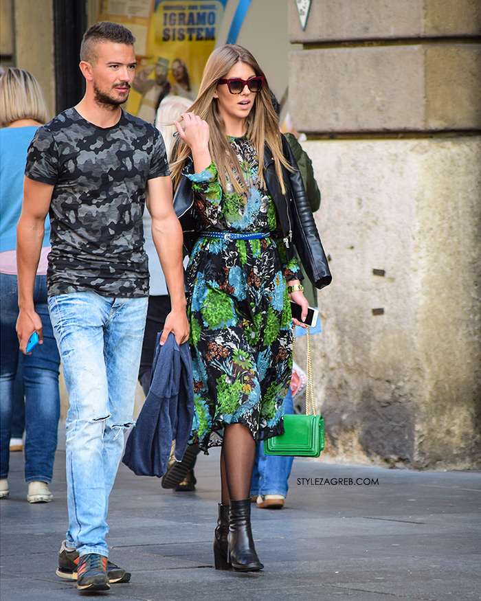 Špica Zagreb danas: Rujanska špica vrvi jesenskim trendovima Street style Zagreb jesenska ženska moda lijepe cure