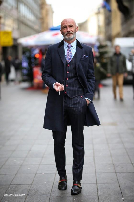 Osoba s najboljim stilom u 2017. godini - Alen Kolbas | Style Zagreb