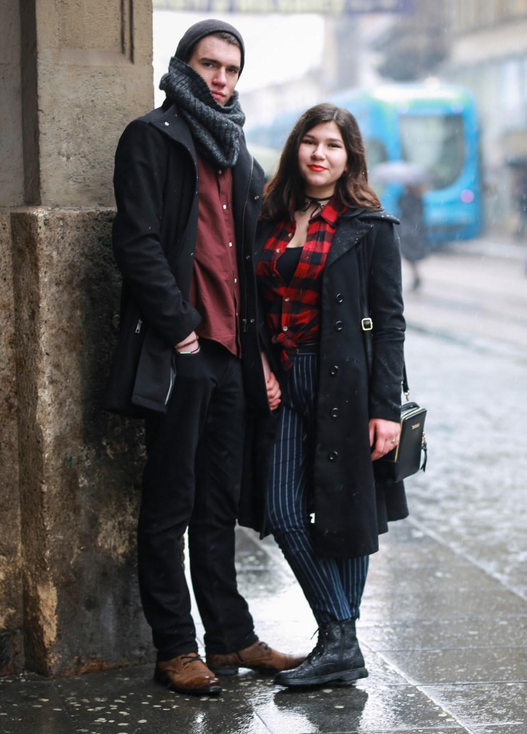 Fotka jednog poljupca na Trgu, crveni ruž i totalno romantična priča