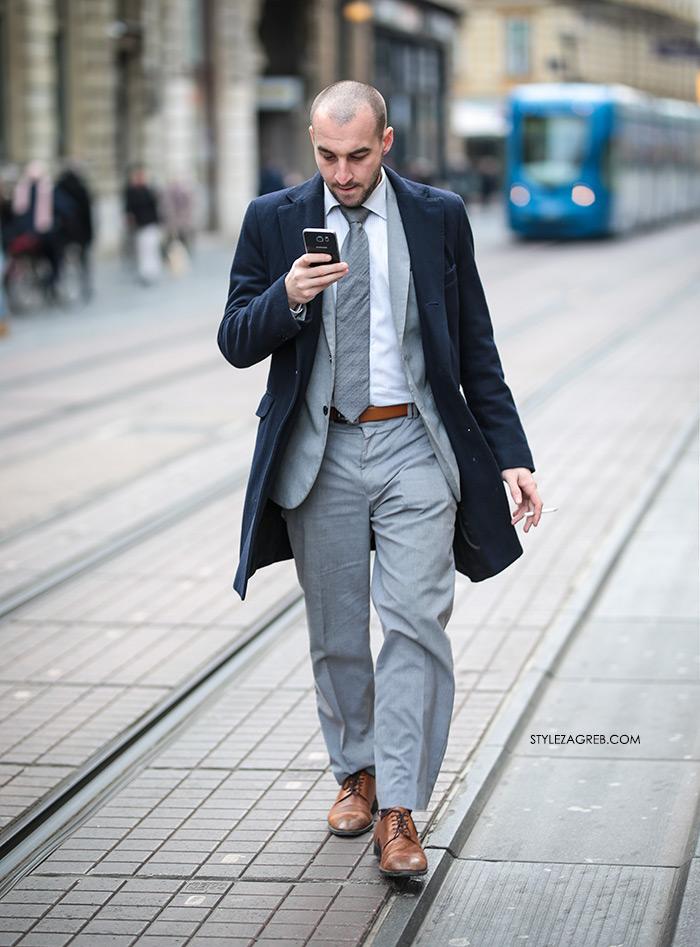 Sven Manzoni INSTAGRAM street style Zagreb muška moda elegantni kaputi