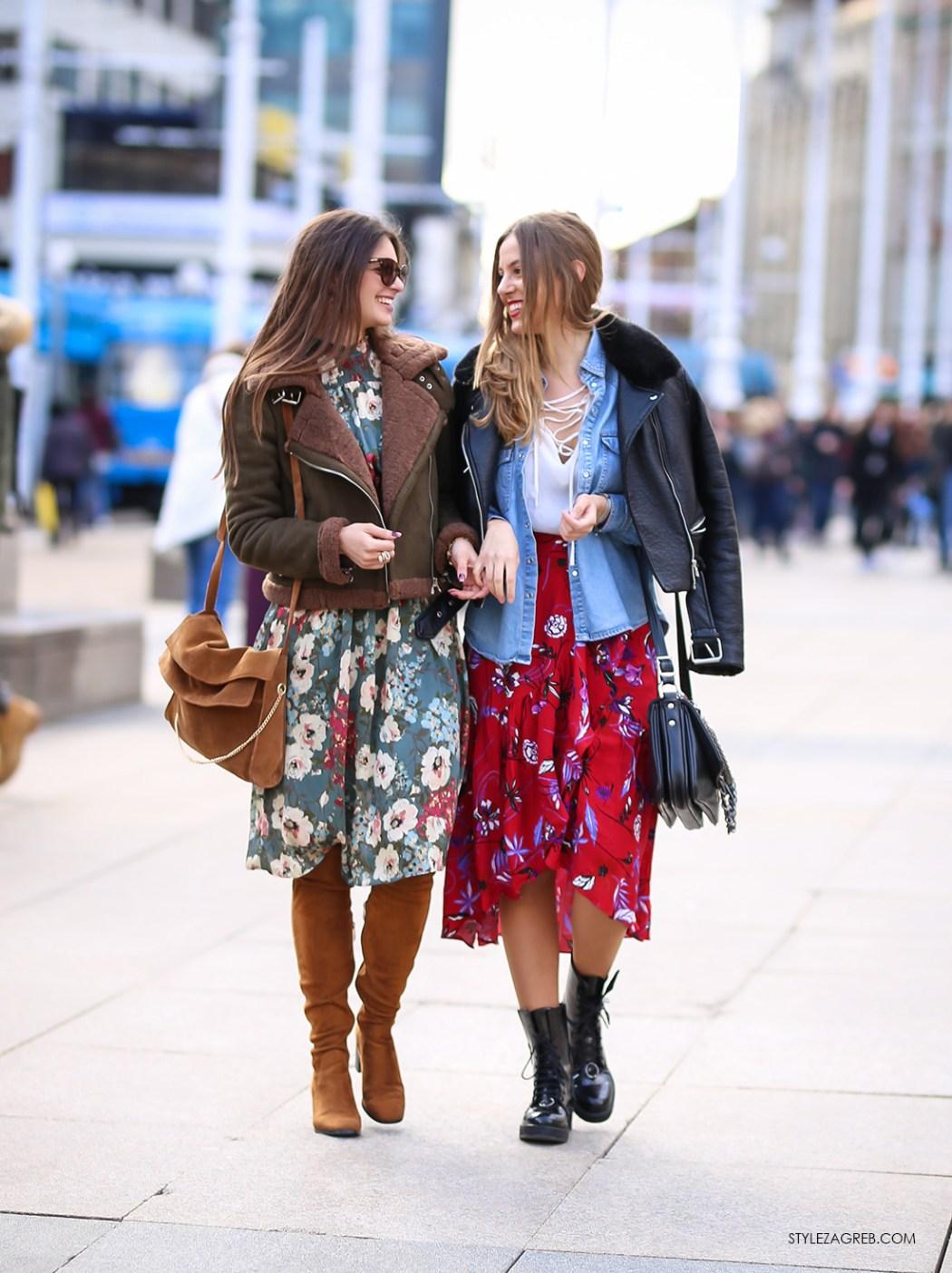 Dvije prijateljice koje su nas oduševile stilom, ali i stavom