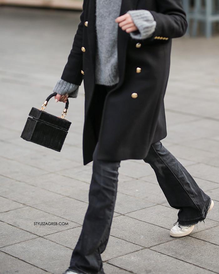 pletene torbice street style Zagreb trend moda proljeće Dora Rubić Instagram