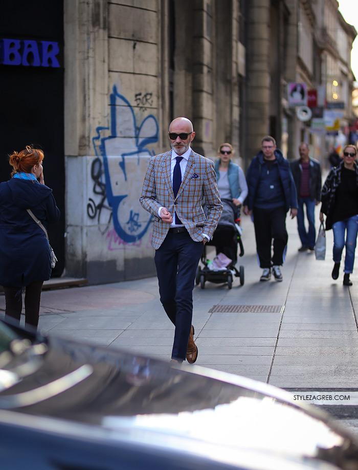 Alen Kolbas godine proljetni muški street style Instagram Style Zagreb