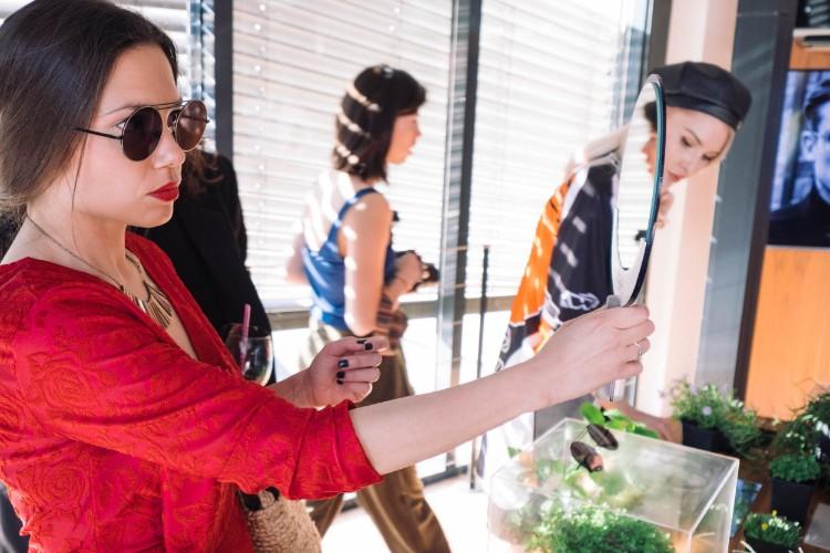 Borba dizajnerske sunčane naočale, Style Zagreb Instagram Boris Banović