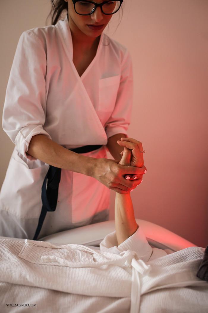 tretman s japanskim algama IM Estetica masaža ruku