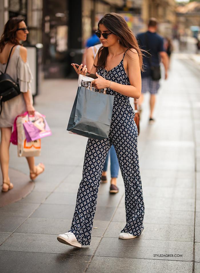 Popularnost kombinezona se ne smanjuje, a street style ih jako voli