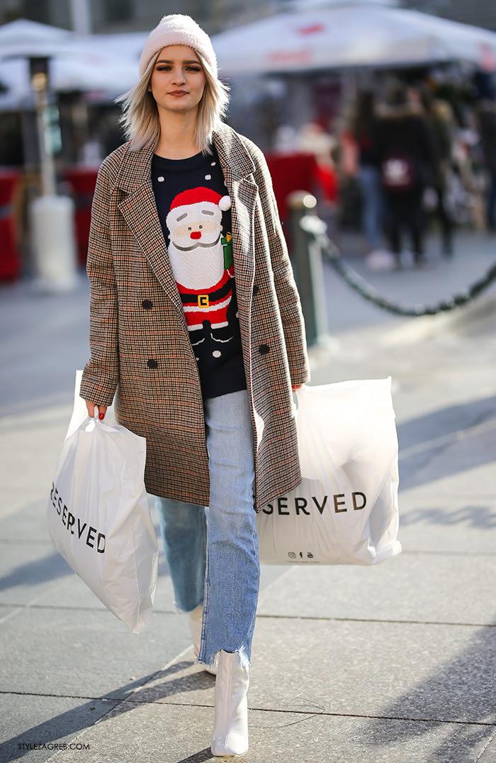street style najljepši stylinzi Reserved kolkecija Lorena Dumbović Instagram