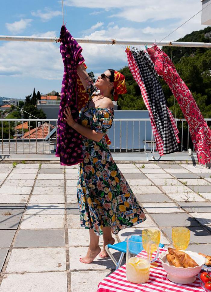 ljetne haljine kolekcija Anamarija Asanović