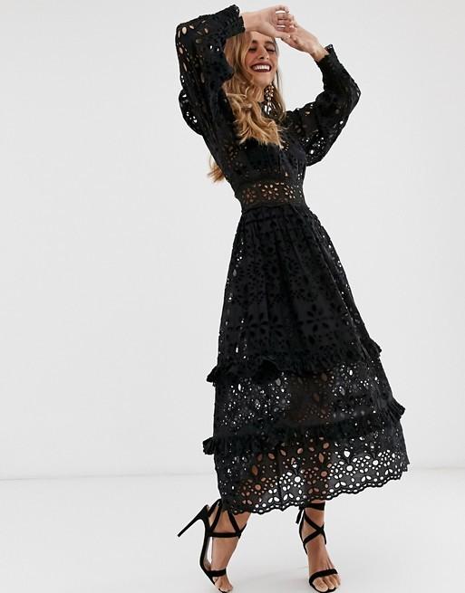 Zimmermann rupičasta haljina na zagrebačkim ulicama / foto: stylezagreb