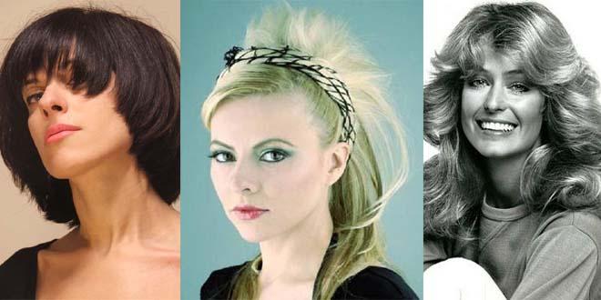 Elegant 1970s Hairstyles For Women Stylezco