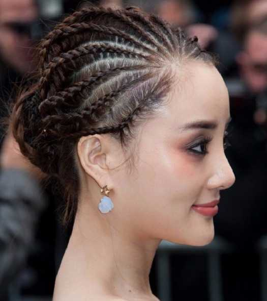 French Braided Hairstyle for 2016