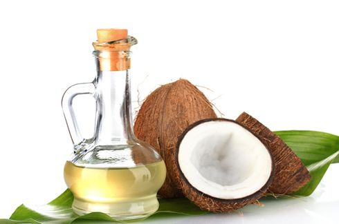 Coconut Oil massage for hair loss