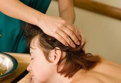 Halted Scalp Stimulation