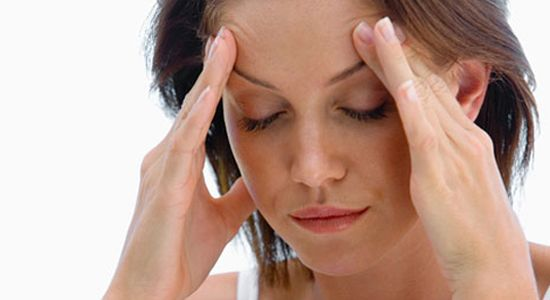 Reduce stress to Reverse Hair Loss