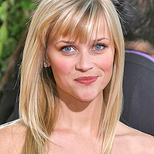 Reese Witherspoon's Flirty bangs