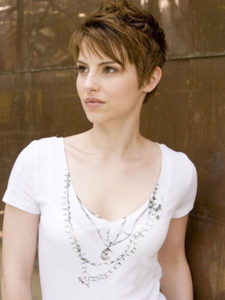 Sexy short Pixie Cut