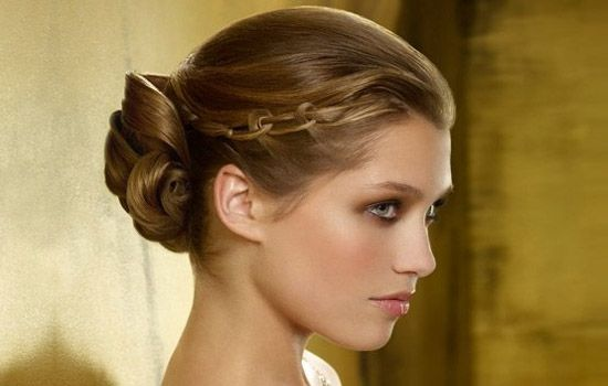 girls updo hairstyles