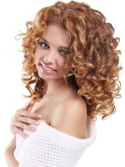 natural curly hairstyles women