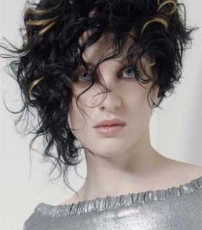 haircuts for frizzy hair curly hairstyles for stylezco 4996