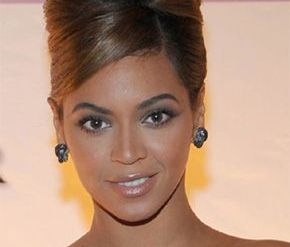 Updo hairstyles for black women.