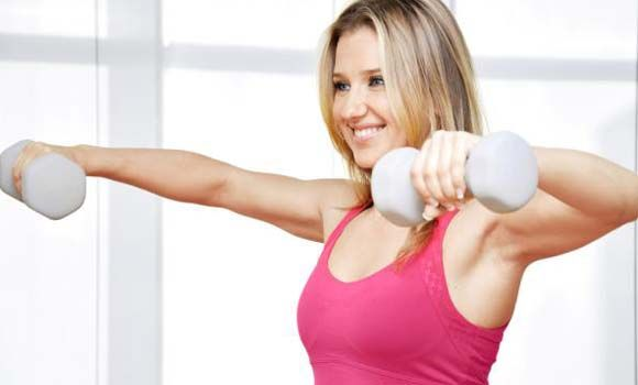 slow workout for Fat loss in women